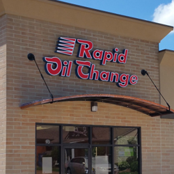 Full Service Rapid Oil Change